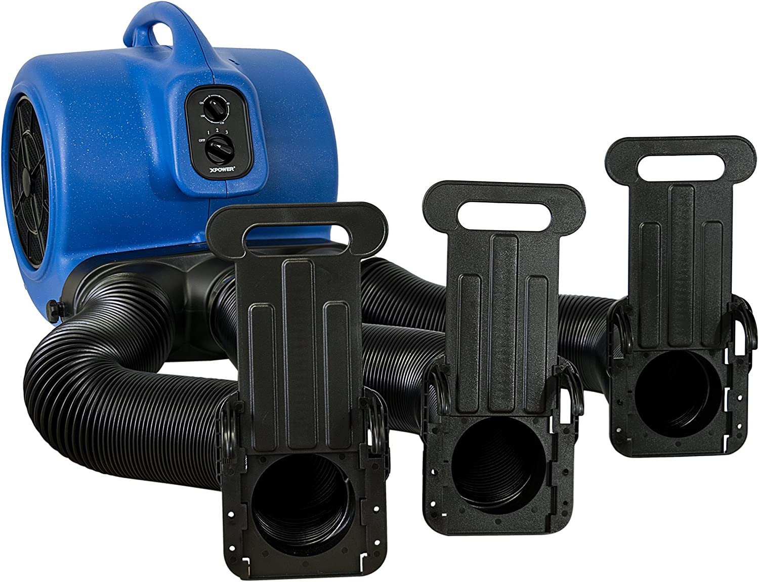 XPOWER Cage Dryer with Multi Drying Hose Kit - NO Heat