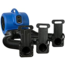 XPOWER Cage Dryer with Multi Drying Hose Kit