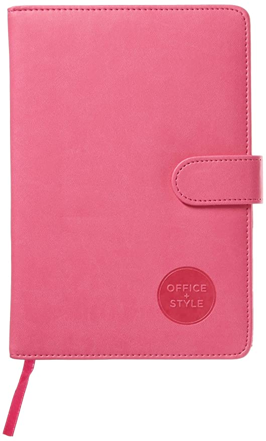 Amazon.com: Agenda personal con cierre magnético, de Office+ ...