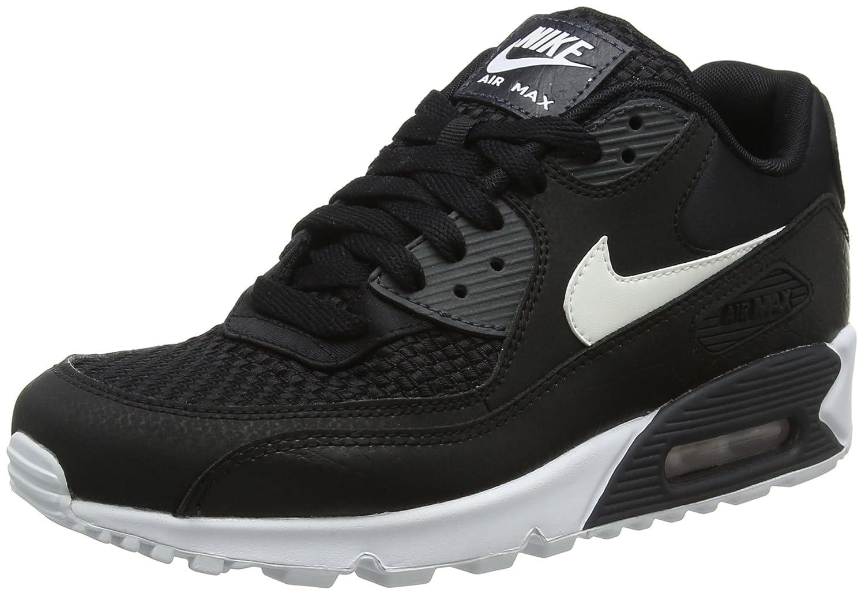 Nike Air MAX 90 Se, Zapatillas de Gimnasia para Mujer 38.5 EU|Negro (Black/White/Anthracite 004)