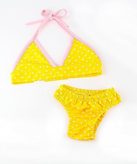 Polk a dot bikini
