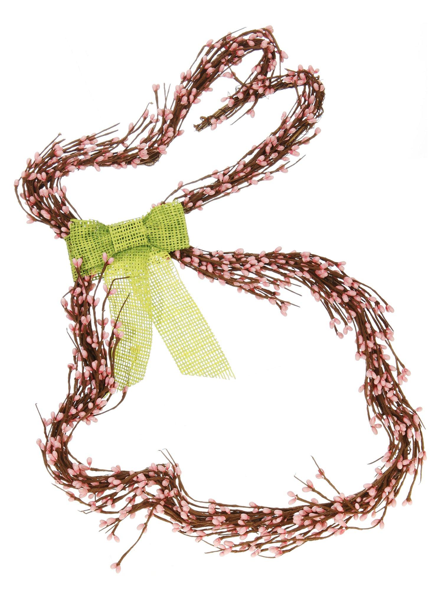 RAZ-Imports-19-Inch-Pip-Berry-Rabbit-Easter-Bunny-Wreath