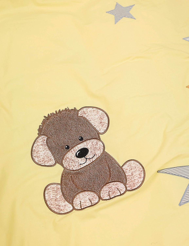 100 x 100 cm Sterntaler Acolchado para parque de beb/é Chica Emmi el Burro; Edad: a partir de 0 meses Multicolor