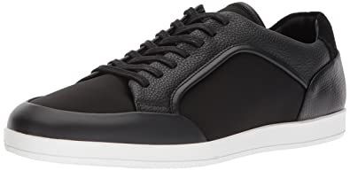 Calvin Klein Leather Sneakers New Styles Sale Brand New Unisex Collections New Arrival Sale Online Discount Price KI0BykHpp