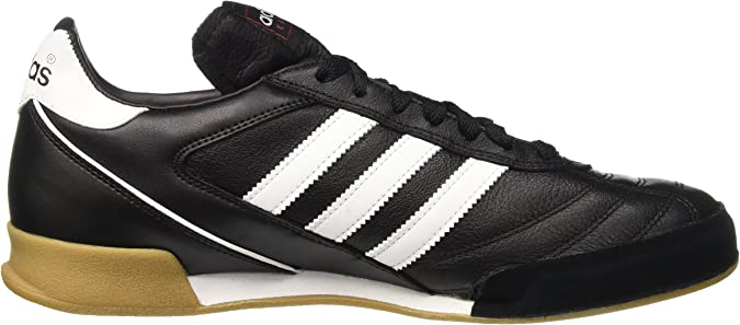 Arcaico Insatisfecho Cordelia  Amazon.com | Adidas Kaiser 5 Goal Men Soccer Shoes Indoor Leather black  677358 | Soccer