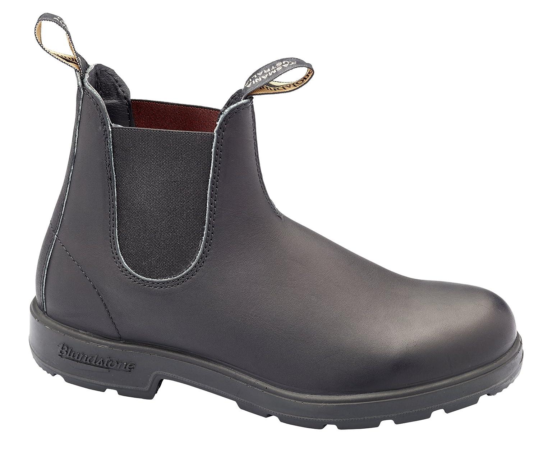 Blundstone 510 Unisex Slip-On Boot B001KCWHQ2 12 F(M) UK|Black