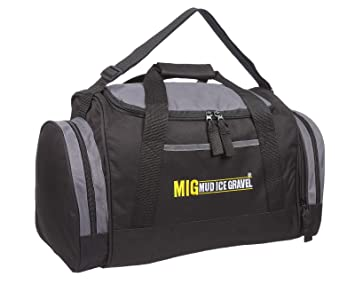 9ff43d08a6ba Image Unavailable. Image not available for. Colour  Mens Holdall Gym Sports  Bag in 3 Colours - Fishing Camping School ...