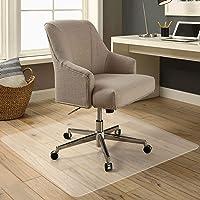 Chair Mat for Hard Floors, Heavy Duty Office Chair Mat Transparent Durable Hardwood Floor Protector with Non-Studded…