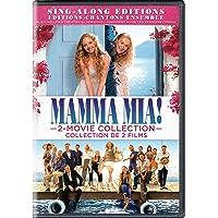 Mamma Mia! 2-Movie Collection (Bilingual)
