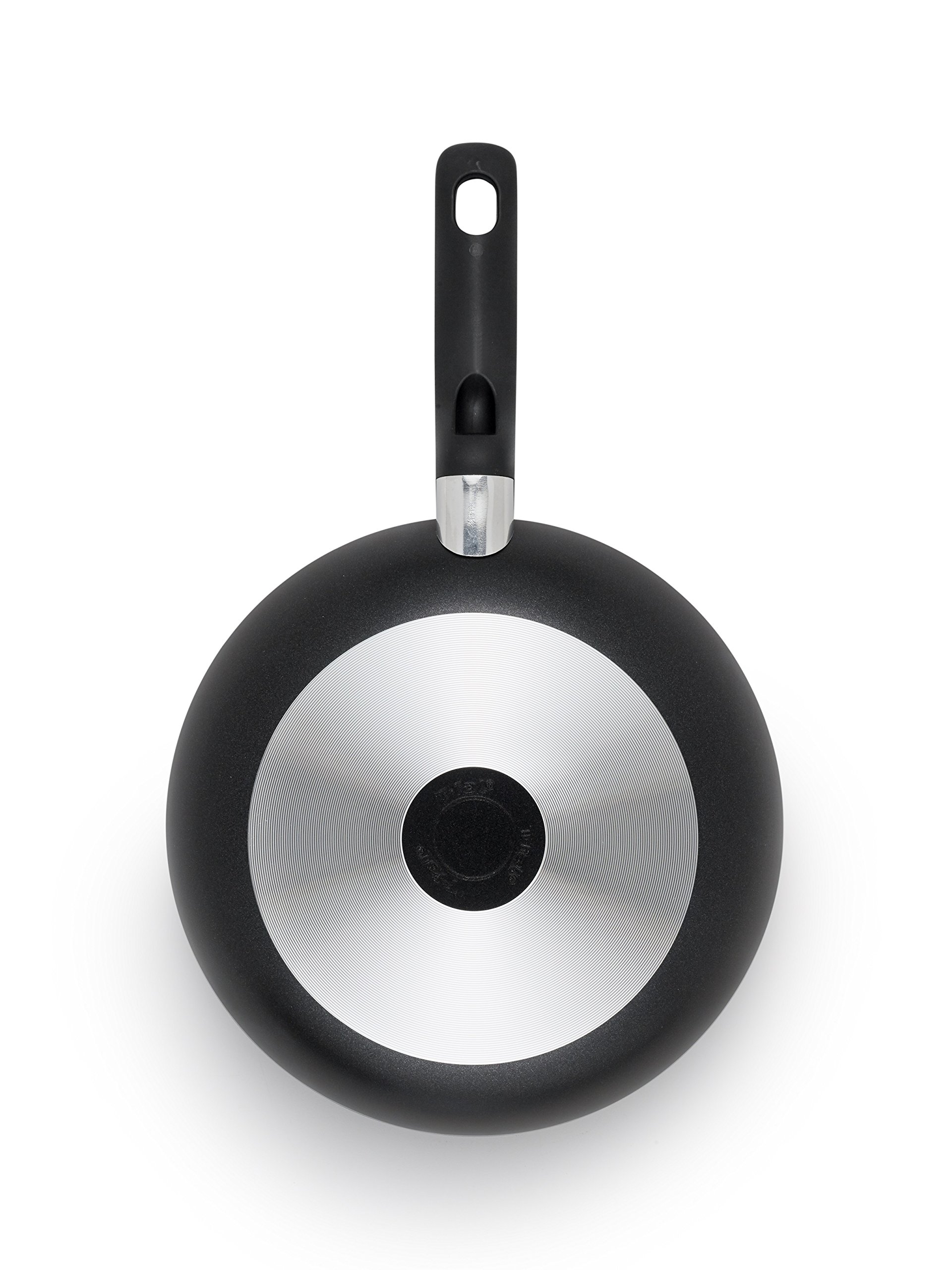 T-fal B363S3 Specialty Nonstick Omelette Pan 8-Inch 9.5-Inch and 11-Inch Dishwasher Safe PFOA Free Fry Pan / Saute Pan Cookware Set, 3-Piece, Gray by T-fal (Image #8)
