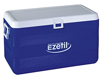 EZetil EZ 30 B XXL - Nevera portátil (Azul, Color Blanco): Amazon ...