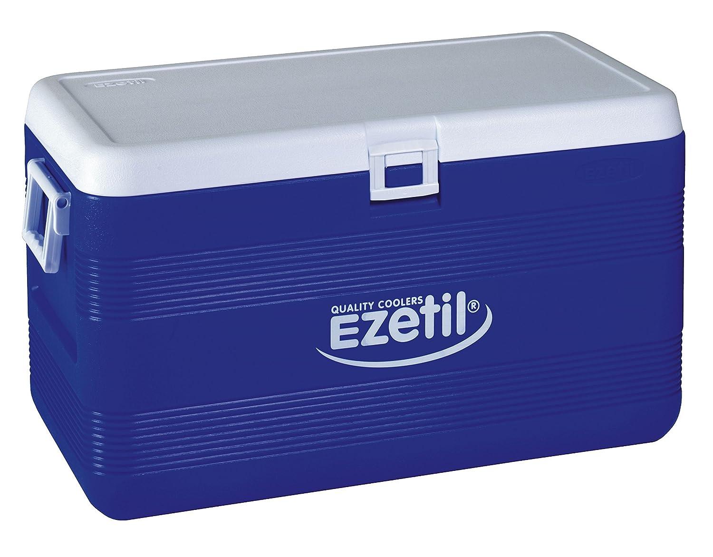EZetil Passive Kühlbox 3Tage EIS, Blau/Weiß