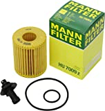Mann Filter HU 7009 z -  Filtro Olio