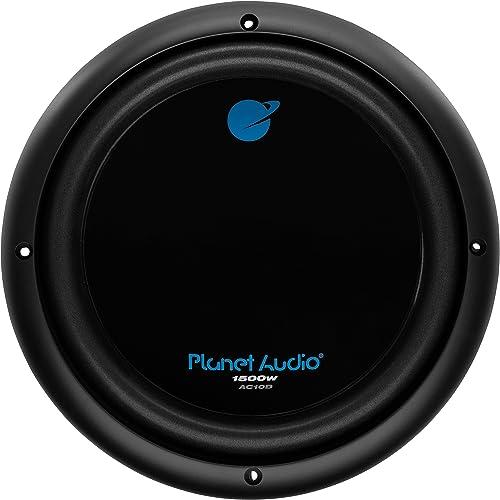 Planet Audio AC10D 10 Inch Car Subwoofer