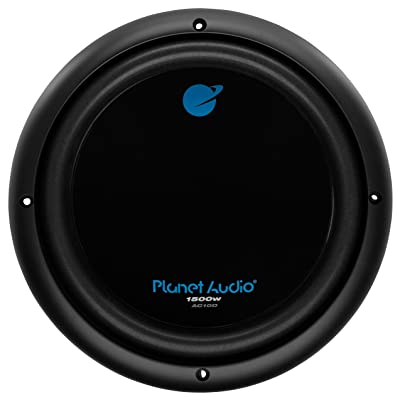 Planet Audio AC10D 10 Inch Car Subwoofer