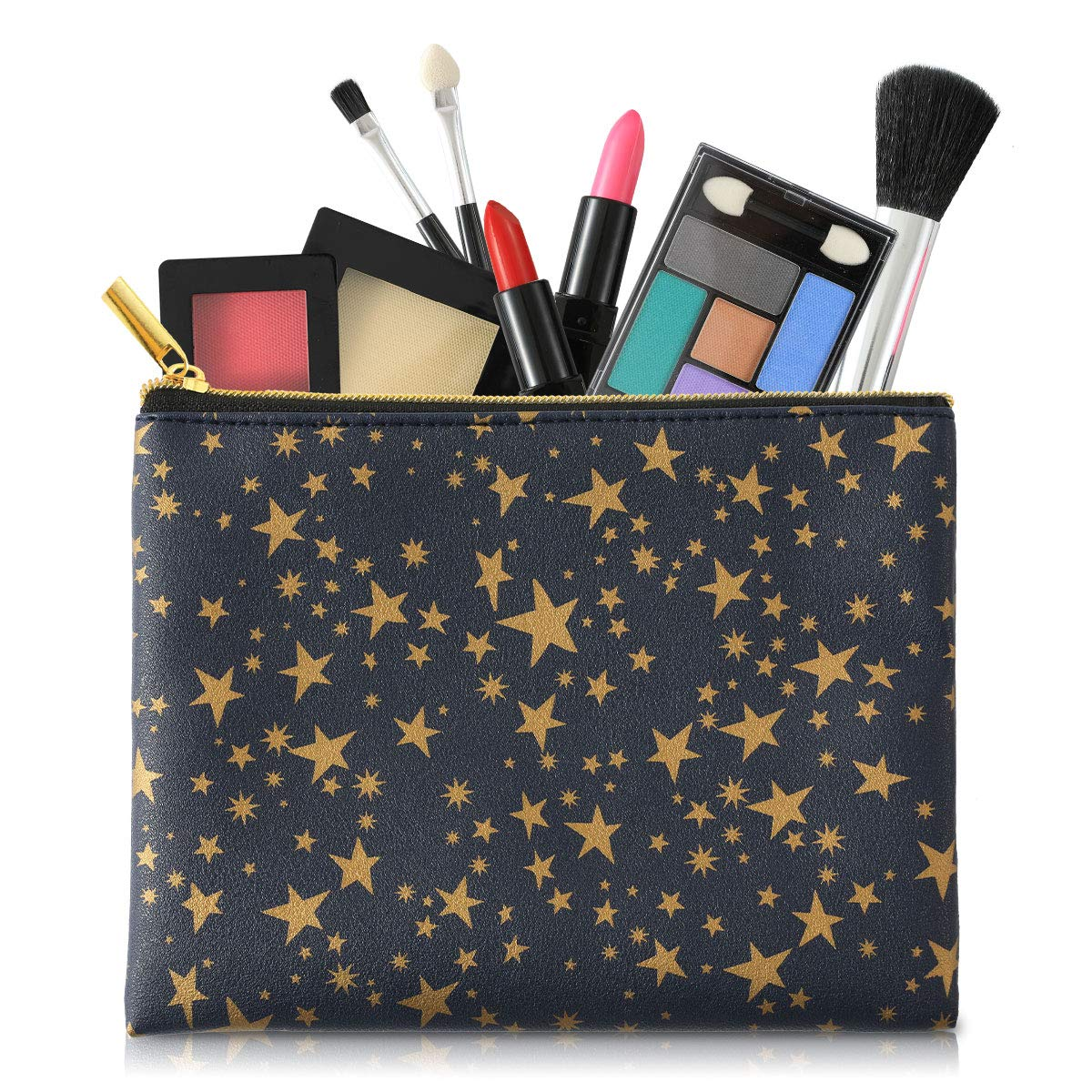TOKIA Kids Makeup Kit for Little Girl, Washable Girls Makeup Kit with Portable Bag by TOKIA