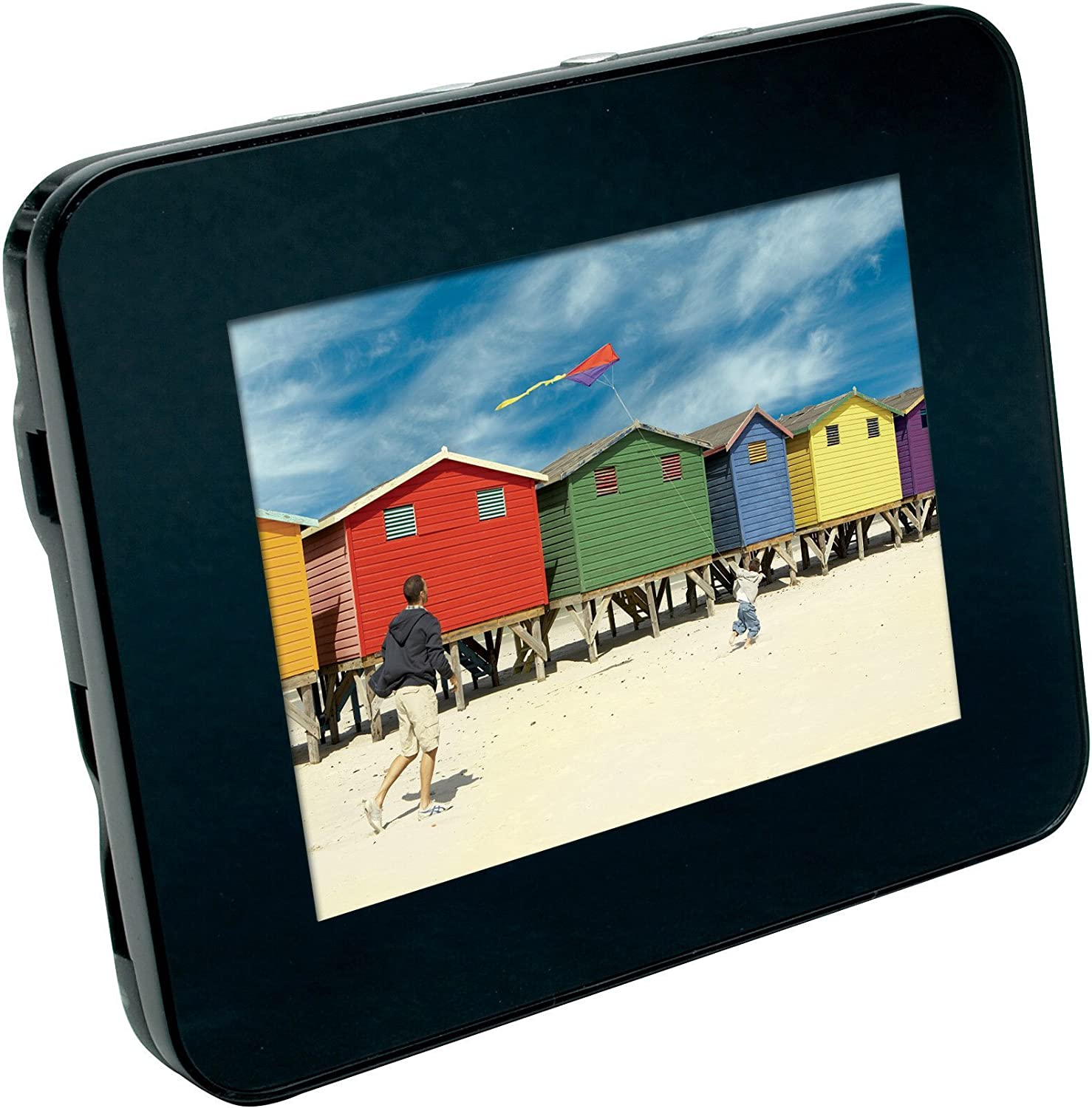 Polaroid 3 5 Inch Portable Digital Picture Frame Amazon Co Uk Camera Photo