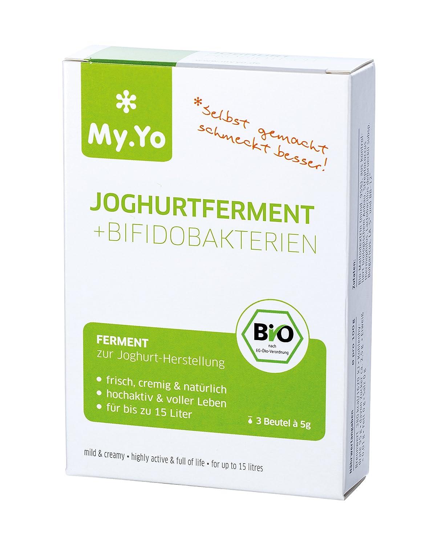 Joghurt probiotische Bio: Amazon.es: Salud y cuidado personal