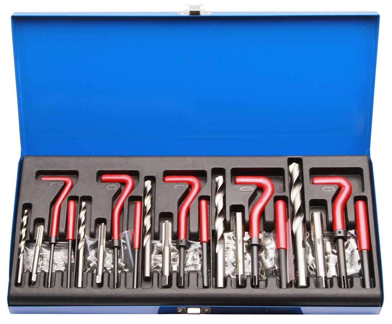 Herkules Werkzeuge Kit r/éparation de filetages pour r/éparation Filetage us/é