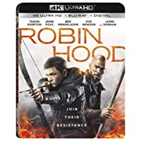 Deals on Robin Hood 4K Ultra HD + Blu-ray