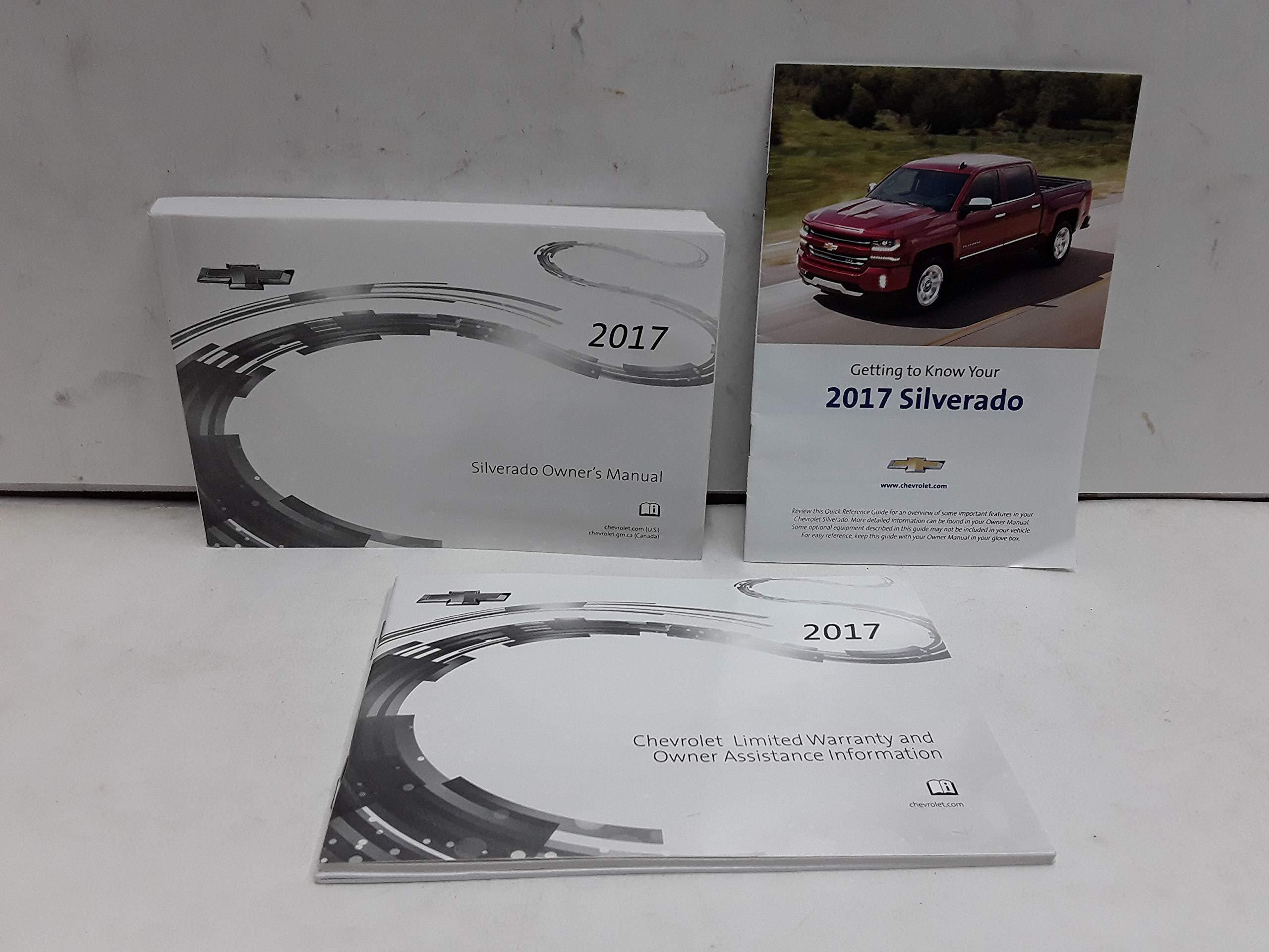 Motors Vehicle Parts & Accessories 2017 Chevy Silverado Owners ...