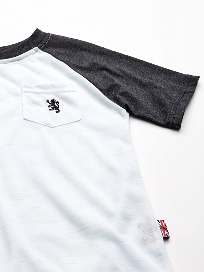 English Laundry Boys Sleeve Woven T-Shirt and Short Set