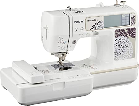 Brothers Máquina de Coser y Bordar, Patchwork y Quilting: Amazon.es: Hogar