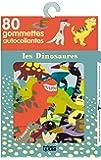Ma Boite à Gommettes les Dinosaures - De 3 à 5 ans