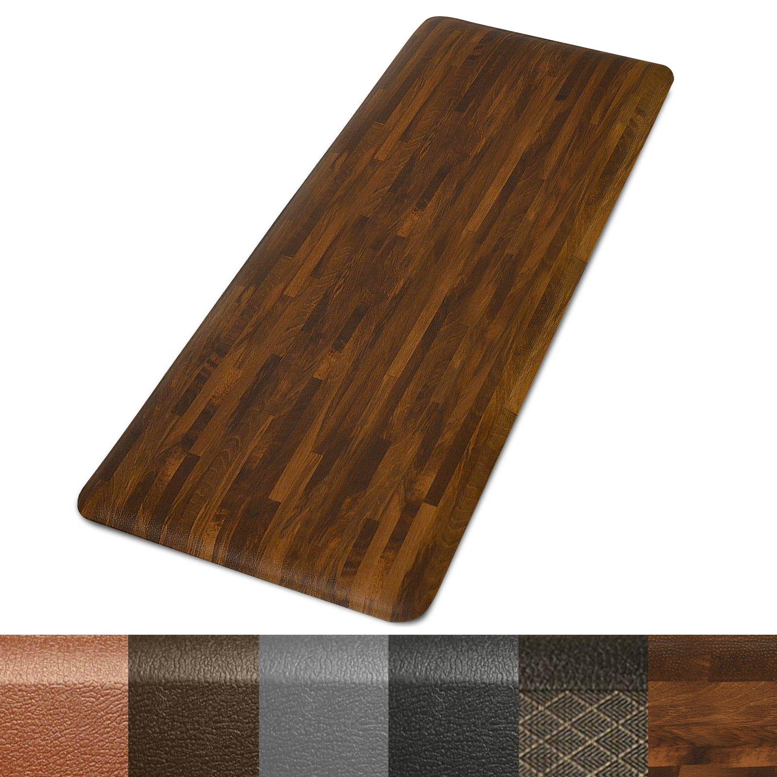 Kitchen Mat | Anti Fatigue Mat, 3/4 Thick | Ergonomically Engineered, Non-Slip, Waterproof | 20''x39''