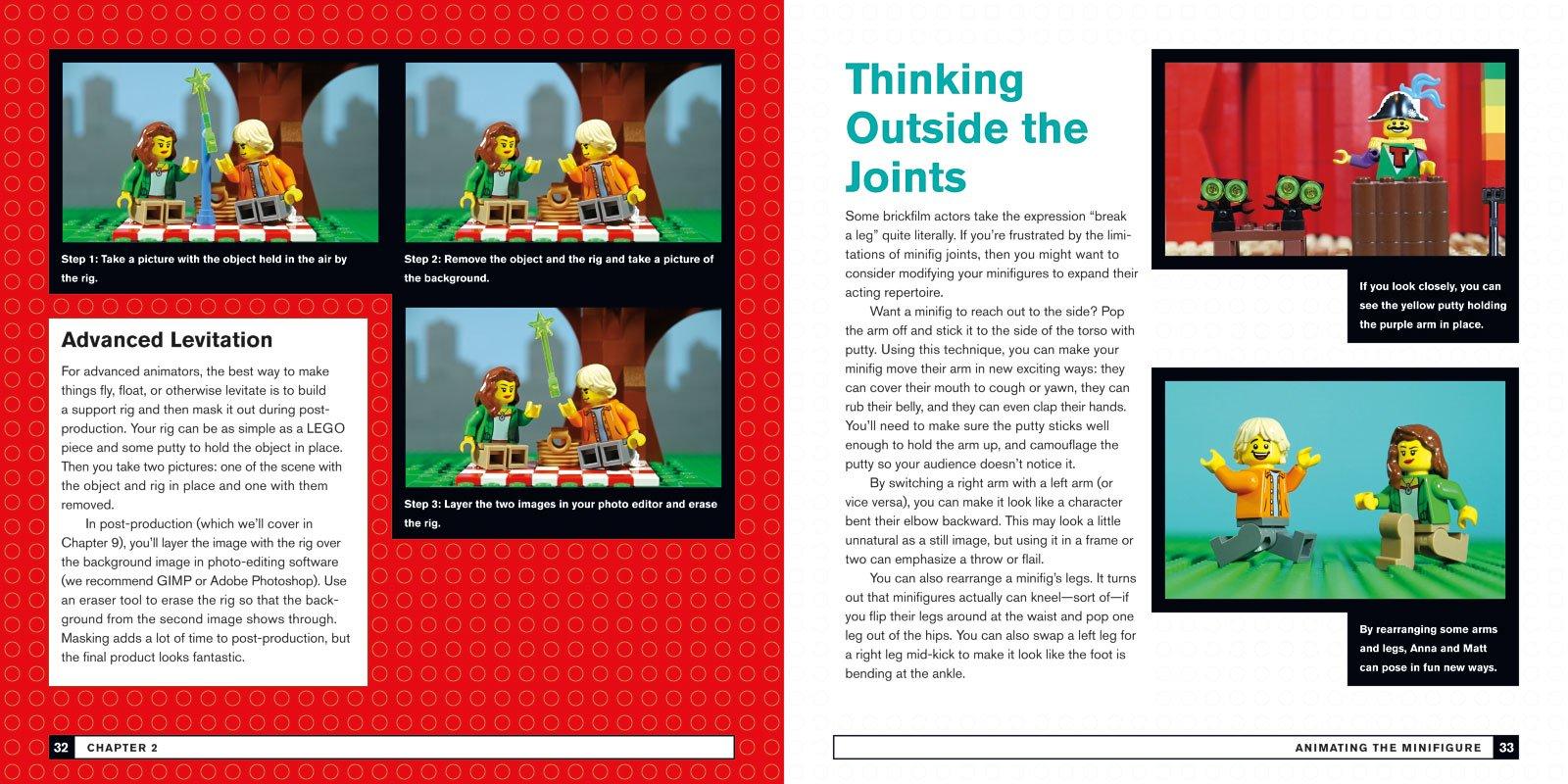 The Lego Animation Book: Make Your Own Lego Movies!: David Pagano, David  Pickett: 9781593277413: Amazon: Books
