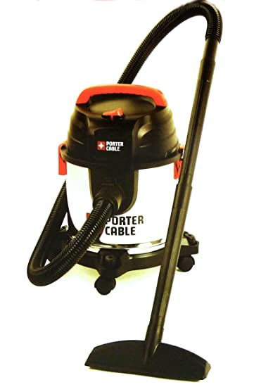 Porter Cable Wet Dry Vacuum 4 Gallons By PORTER CABLE