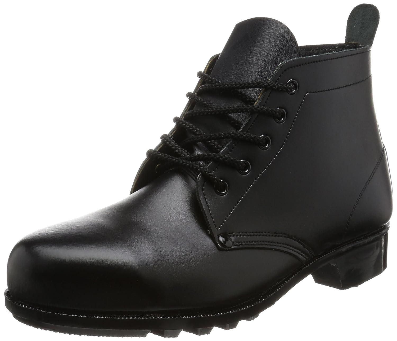 [エンゼル] 耐水耐油耐薬品靴 耐水耐油耐薬中編 AG-S212P 6B056 B0080CL6EE ブラック 28.0 cm