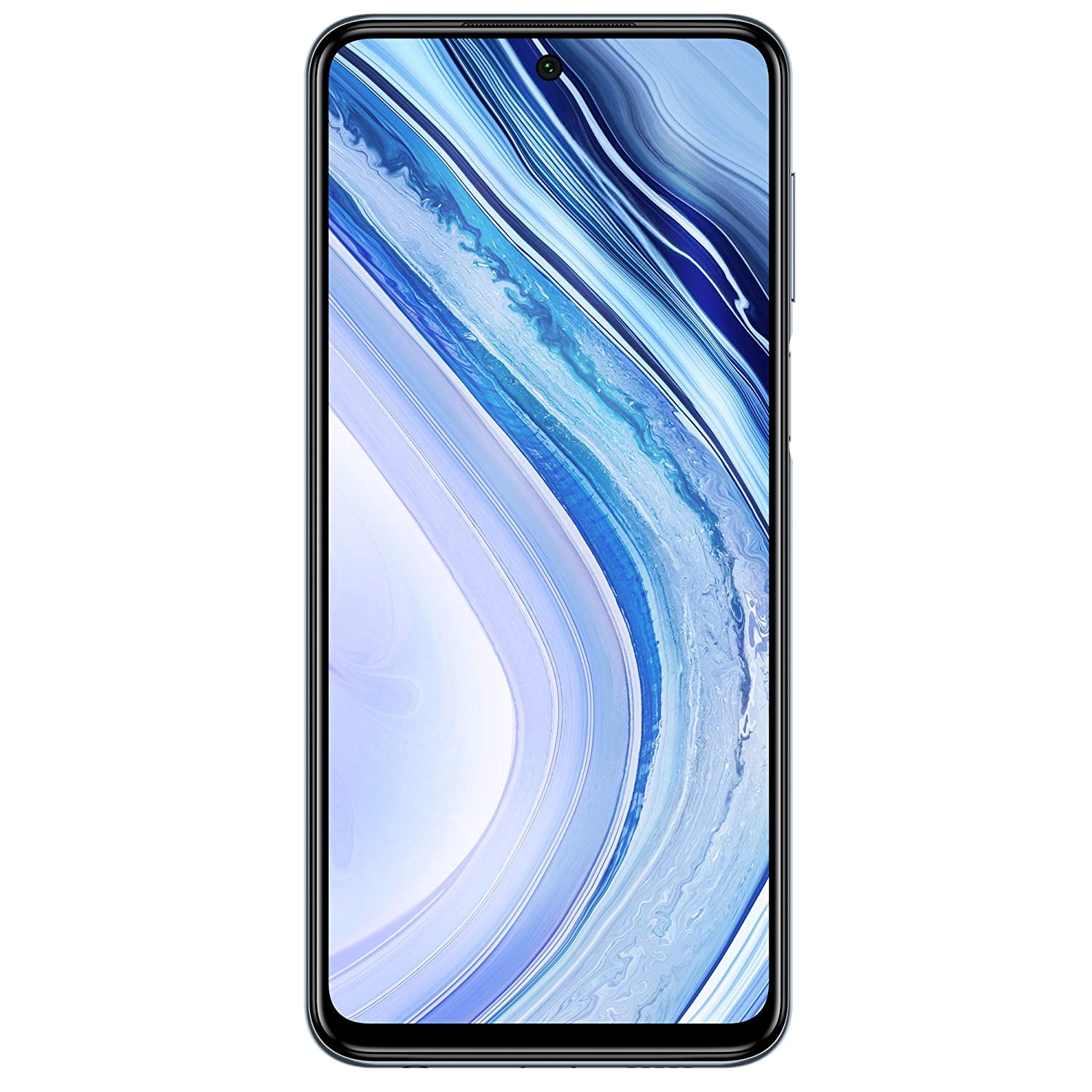 Redmi Note 9 Pro Max (Interstellar Black, 6GB RAM, 64GB Storage) - 64MP Quad Camera & Alexa Hands-Free | Extra INR 1000 Off with Coupons | Upto 12 Months No Cost EMI