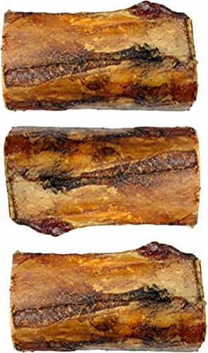 Chasing Our Tails 6056 Thick Odorless Pet Bully Stick 6 Pack , 6