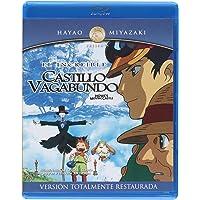 El Castillo Vagabundo [Blu-ray]