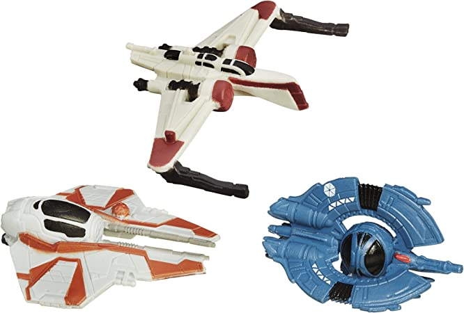 2015-2017 Micro Machines Star Wars Special Tie Fighter