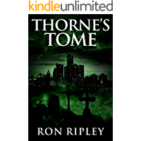 Thorne's Tome: Supernatural Horror with Scary Ghosts & Haunted Houses (Death Hunter Series Book 3) book cover