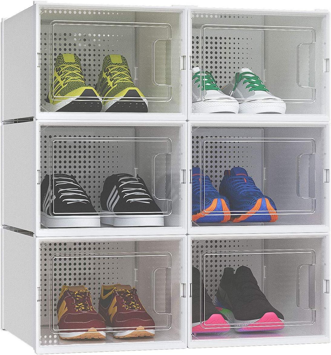 YITAHOME Large Size Shoe Box