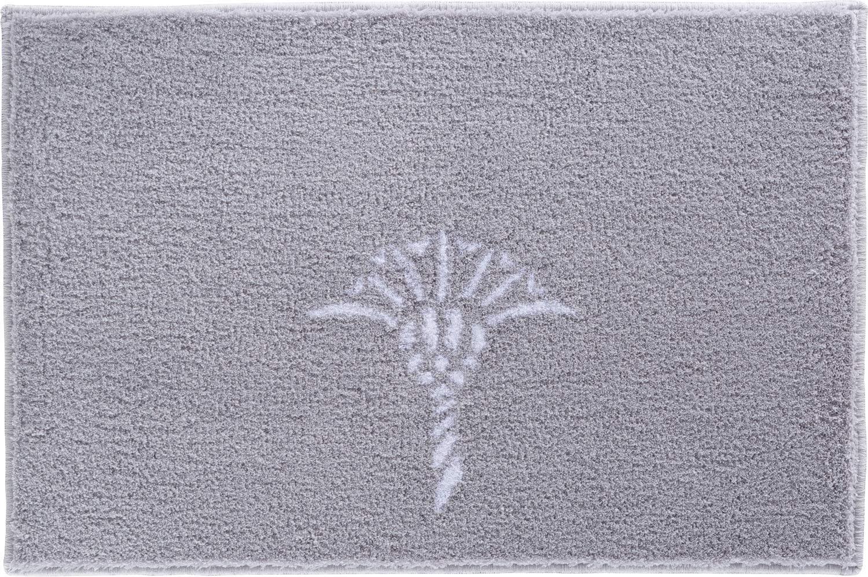 Joop  Badematte Cornflower Silber Größe 50x60 cm