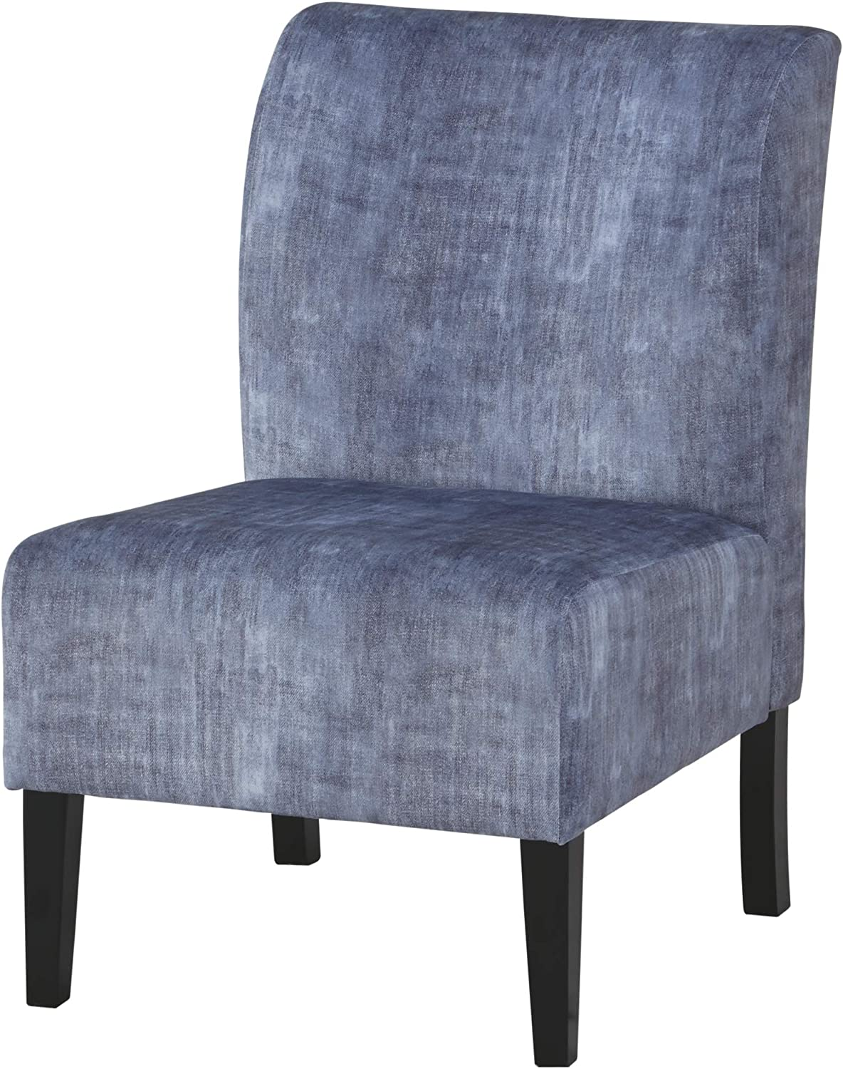 Signature Design by Ashley A3000069 Accent Chair, Triptis Denim