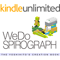 WeDo SPIROGRAPH: THE YOSHIHITO'S CREATION BOOK (English Edition)