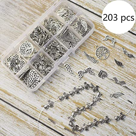 Accessori per gioielli accessori fai da te perle di metallo DAHI orecchini a gancio