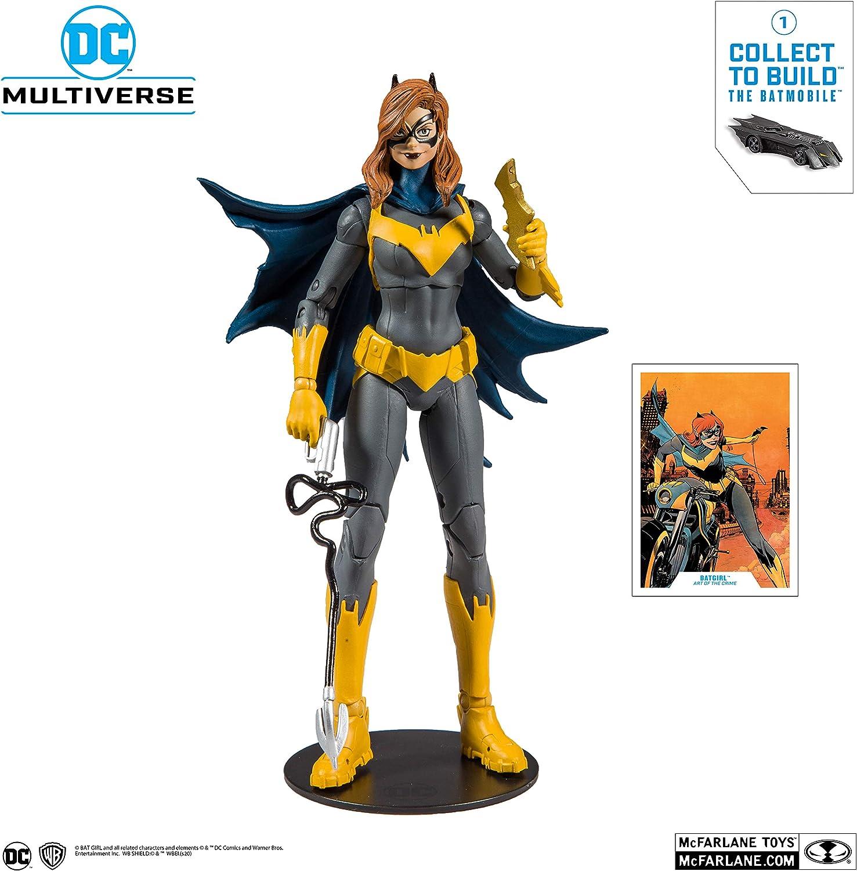 NEW//BOXED DC MULTIVERSE BATMAN//SUPERMAN WV1 MOD BATMAN 7IN ACTION FIGURE