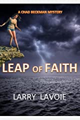 Leap of faith (Chad Beckman Mystery Series Book 1) Kindle Edition