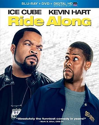 Amazon Ride Along Blu Ray Dvd Digital Hd With Ultraviolet