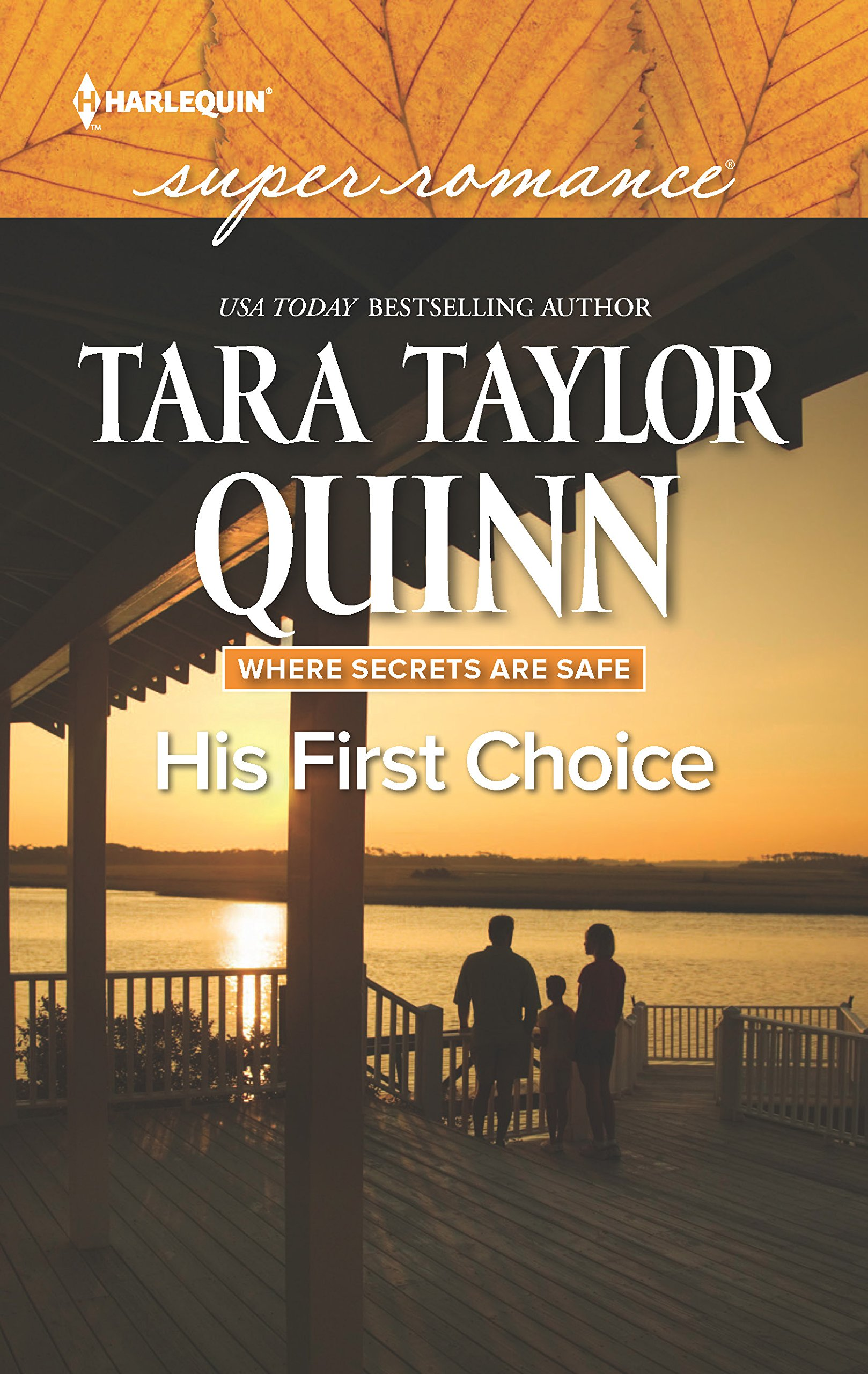 Read Online His First Choice (Where Secrets are Safe) pdf