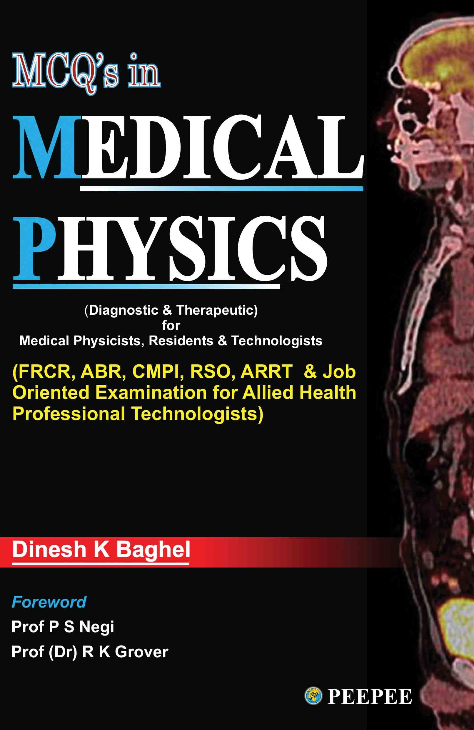 Buy MCQs in Medical Physics Book Online at Low Prices in India