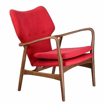 Fabulous Amazon Com Midcentury Modern Finn Juhl Style Model 1 Accent Unemploymentrelief Wooden Chair Designs For Living Room Unemploymentrelieforg