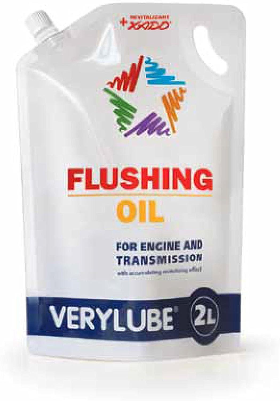 XADO Flushing Oil, Aceite para el Enjuague y Limpieza del Sistema ...
