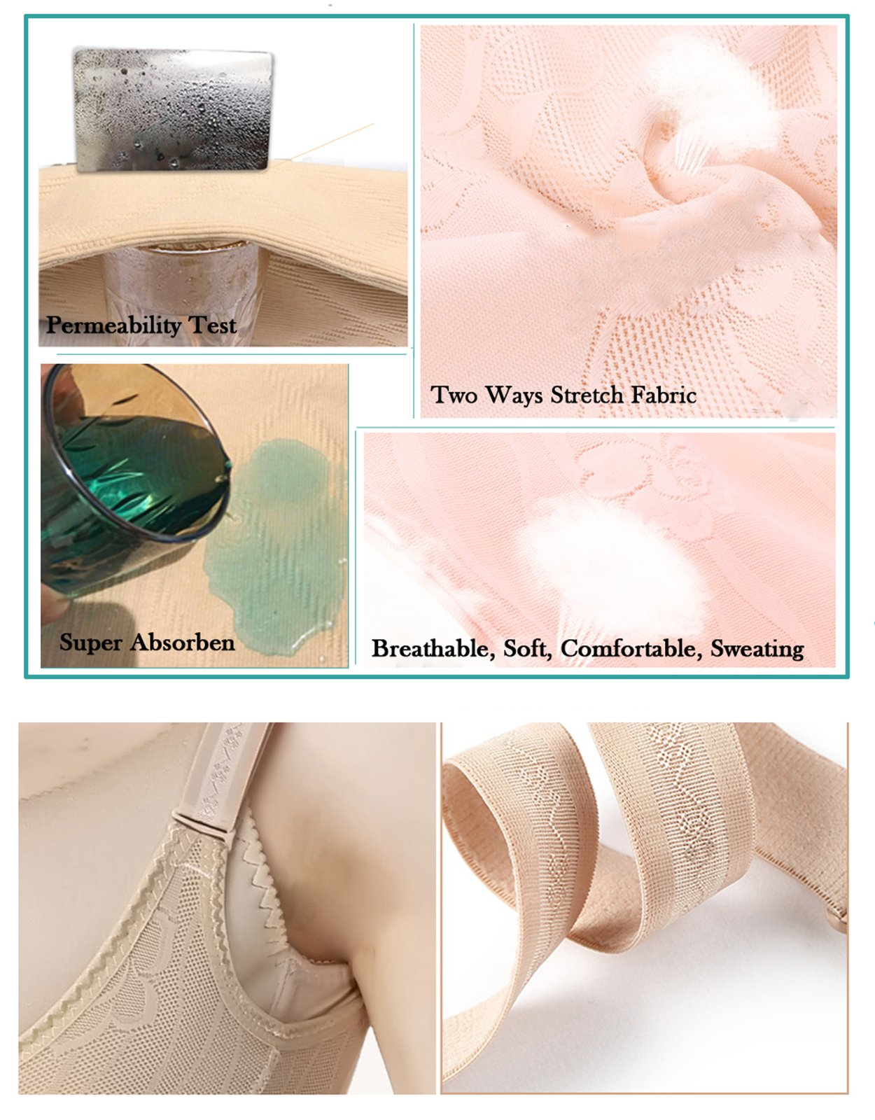 Lynmiss Women's Shapewear, Adjustable Tummy Control Seamless Firm Control Waist Shaper for Women Body Shaper, Black-XL